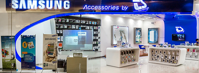 Samsung Accessories by Tech Savvy
